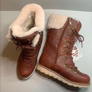 """Royal Canadian boots """"Louise"""" size 7.5 NWT"""